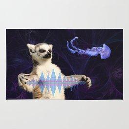 Music Waves Rug