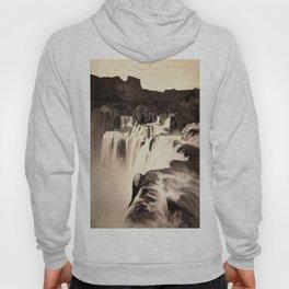 Vintage Waterfall Hoody
