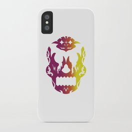 Bloody Sugar Skull Alt iPhone Case