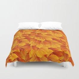 Autumn leaves #3 Duvet Cover