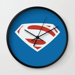 Val-Zod Earth 2 Superman Wall Clock
