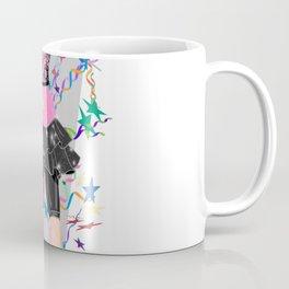 1980s GIRL Coffee Mug