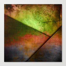 METALLOGY-1 Canvas Print