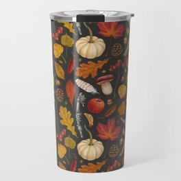 Autumn Walk Travel Mug