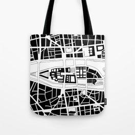 Île de la Cité. Paris Tote Bag