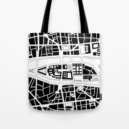 Île de la Cité. Paris Tote Bag