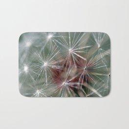 Dandelion Seed Head Bath Mat