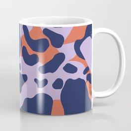 MODERN CAMOUFLAGE PATTERN Coffee Mug