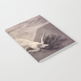 Mermaid Dream Notebook