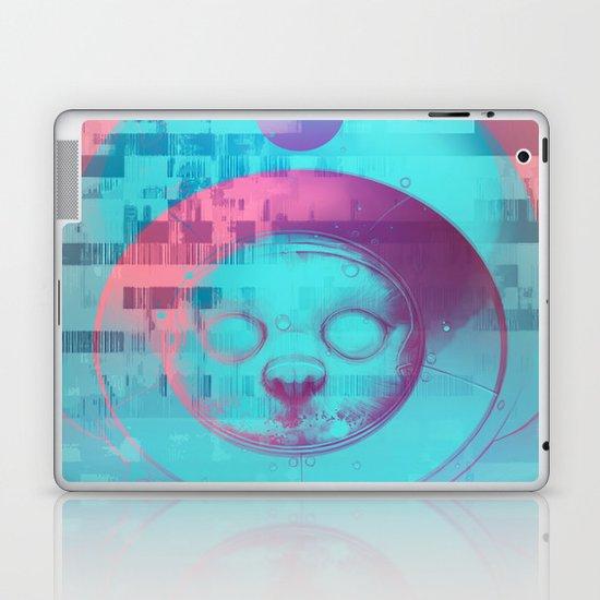 Kitty Of The Rising Sun Laptop & iPad Skin