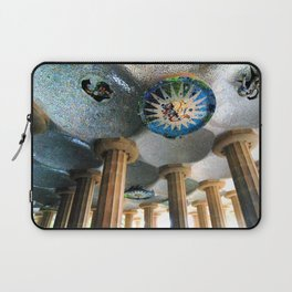 Gaudi Series - Parc Güell No. 2 Laptop Sleeve