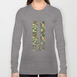 PAUSE – Camo Long Sleeve T-shirt