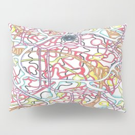 Intro 4 (Day Of The Spider)  Pillow Sham