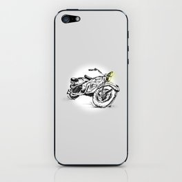 Bike 2 iPhone Skin