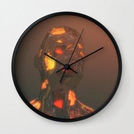 Torment Wall Clock