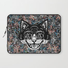 The Creative Cat Laptop Sleeve