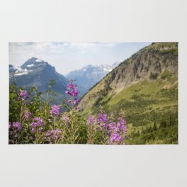 Mountain Blossoms Rug