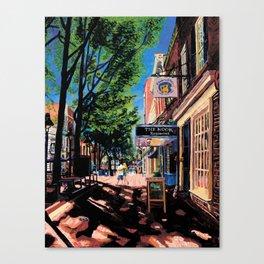 Lovers, C-ville, VA Canvas Print