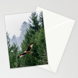 Bird of Prey - Red Kite in Black Forest, Germany Stationery Cards