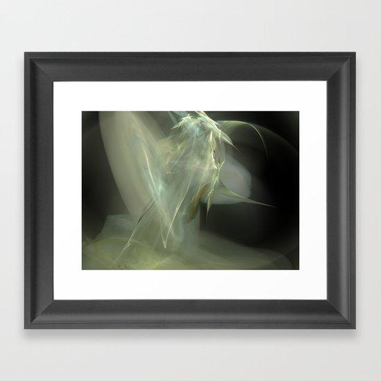 Whisper of Mystery Framed Art Print