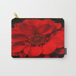 Red Glow Carry-All Pouch