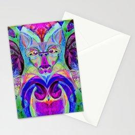 Alpha/Omega 10, Otto Pip Stationery Cards