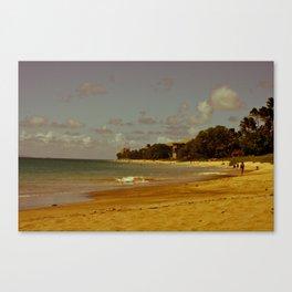 Vintage Maui 3 Canvas Print