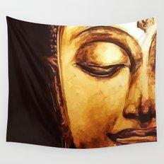 Buddha Meditation Wall Tapestry
