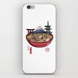 A Japanese Ramen iPhone Skin