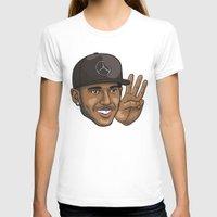amy hamilton T-shirts featuring Hamilton by guissëpi
