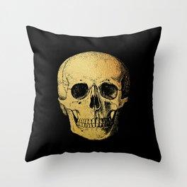 The Anatomy of Time Throw Pillow