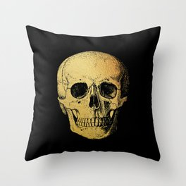 The Anatomy of Time Throw Pillow