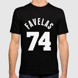 FAVELAS 74 GIVENCHY T-shirt