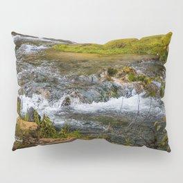 Spearfish Falls Pillow Sham