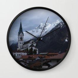 Parish Church of the Sacred Heart Wall Clock