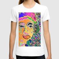 dj T-shirts featuring DJ by sladja