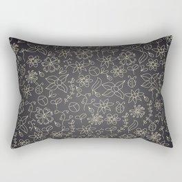 No surprises Rectangular Pillow