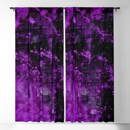 Voices Of The Night No.1d by Kathy Morton Stanion Blackout Curtain