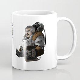 Mutant and Mechanic (Indi Martin & Nathanael Batchelor) Coffee Mug