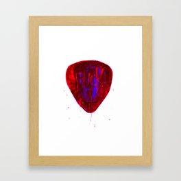 True Love / Invert. Fuck. #2 Framed Art Print
