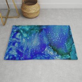 Aurora Galaxy Rug