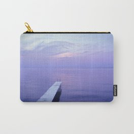 Long Dock Coastal Potography Carry-All Pouch