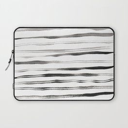 Between the lines Laptop Sleeve