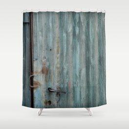 Keeper of Secrets Shower Curtain