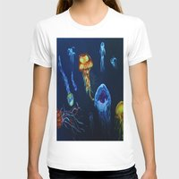 jelly fish T-shirts featuring Jelly-Jelly-Fish by Fknjedi1