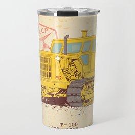 T 100 Travel Mug