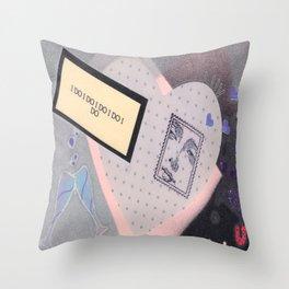 I Do...Love You Throw Pillow