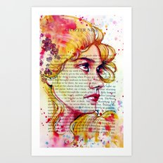 Chapter Nine Art Print