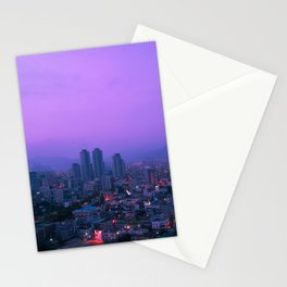 Daegu Morning Stationery Cards