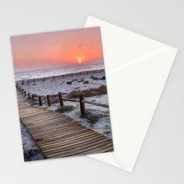 """To the beach...""Cabo de Gata"". Stationery Cards"